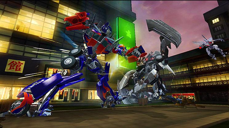 transformers die rache ds