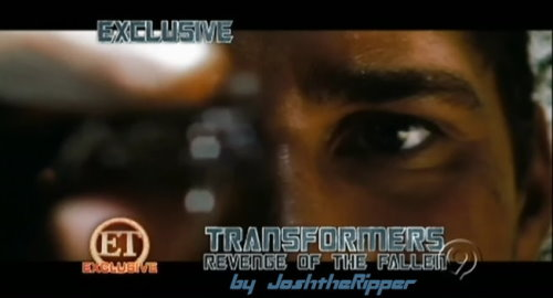 Entertainment Tonight Transformers Revengeof the Fallen Spot (Doku)