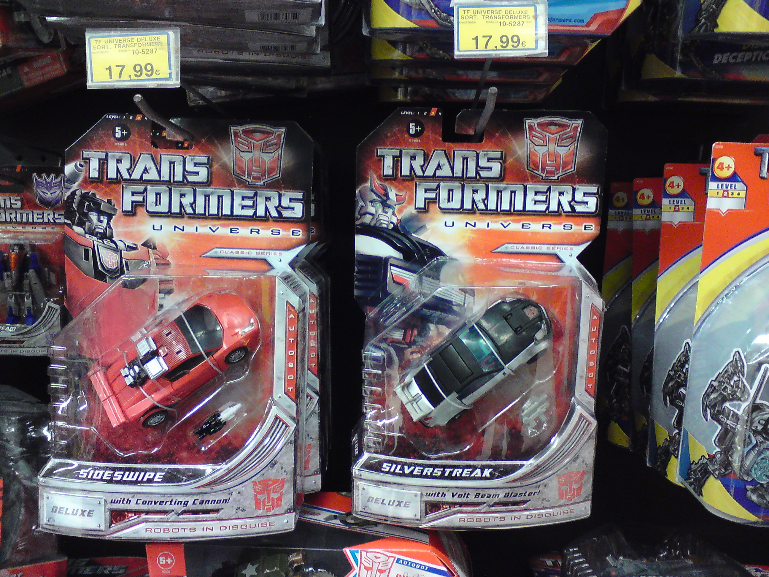 New transformers archive